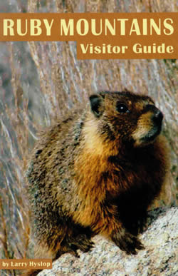Gray Jay Press- Visitors Guide to the Ruby Mountains